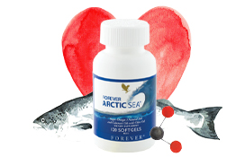 9006b45abf Forever Arctic Sea® contains a unique blend of ingridients exclusive to  Forever Living and provides not only 33% more DHA per day